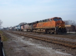 BNSF 7622 & 931 & EMDX 9032